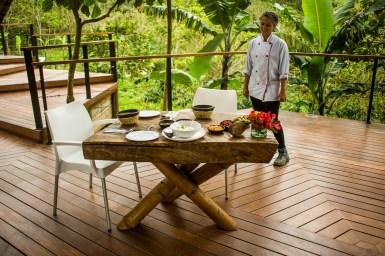 Natalia, la chef de La Palma y el Tucán