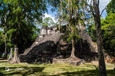 Templo del dintel.