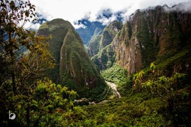 La vista al valle