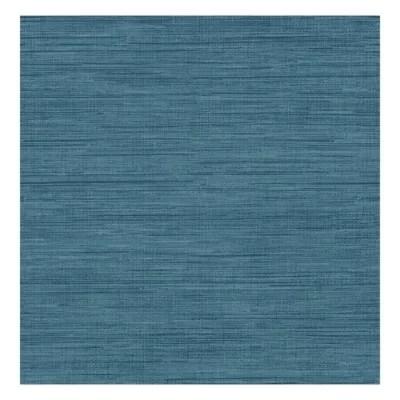 Grasscloth Wallpaper in Sea Grass Blue | Bed Bath & Beyond