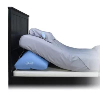 contour mattress genie adjustable bed wedge bed bath beyond