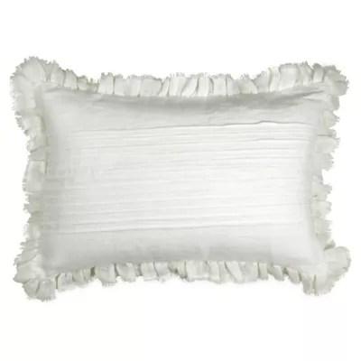 wamsutta vintage oblong throw pillow bed bath beyond