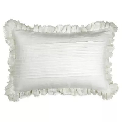 wamsutta vintage oblong throw pillow