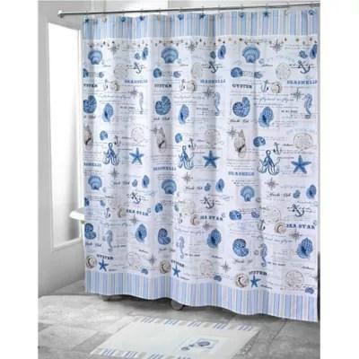 nautical shower curtains bed bath