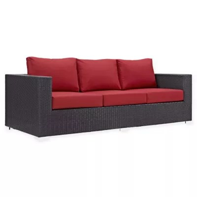 red patio furniture bed bath beyond