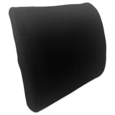 world s best memory foam lumbar support cushion