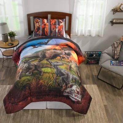 Buy Universal Jurassic World Eruption 4 Piece Twin