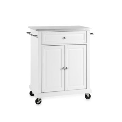 white kitchen microwave cart bed bath