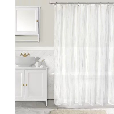 textured shower curtain bed bath beyond