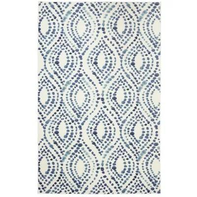 8 x 10 blue area rug bed bath beyond