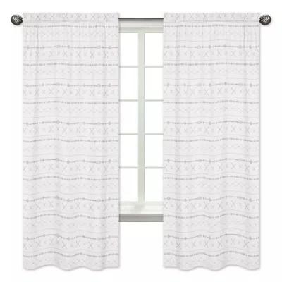 boho curtains bed bath beyond