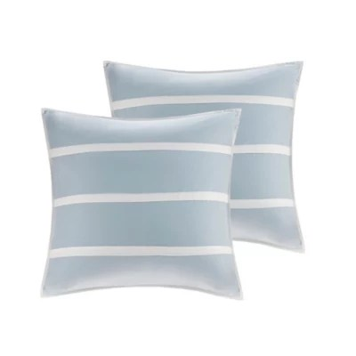 nautical pillow shams bed bath beyond
