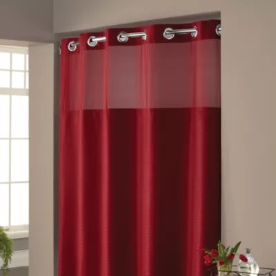 hookless shower curtains bed bath