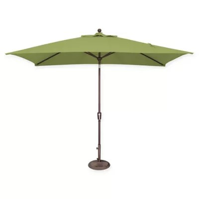 simplyshade catalina 6 5 foot x 10 foot rectangle replacement canopy in sunbrella fabric