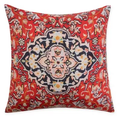 red and orange pillows bed bath beyond