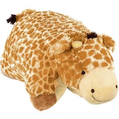 giraffe pillow pet in stores