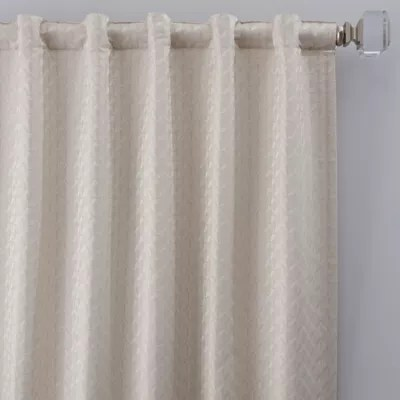 glam window curtain panel collection