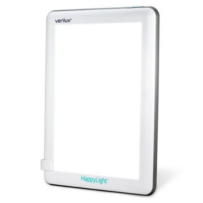 verilux happylight lucent light therapy lamp