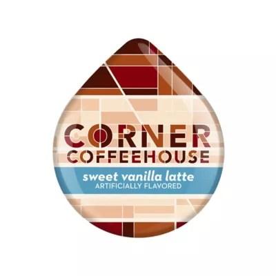 Corner Coffeehouse 16 Count Sweet Vanilla Latte T DISCs