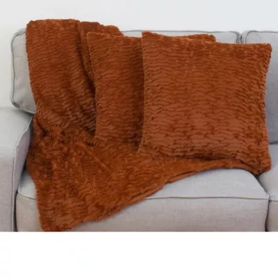 pillow blanket sets bed bath beyond