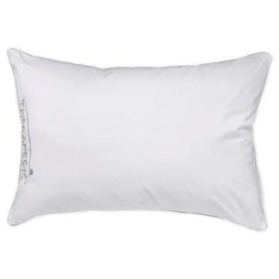 therapedic pillows bed bath beyond