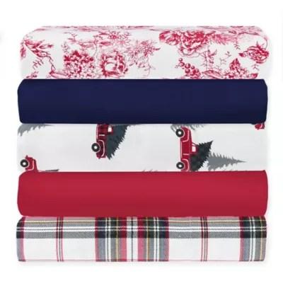 flannel pillowcases bed bath beyond