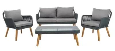 patio furniture sets bed bath beyond