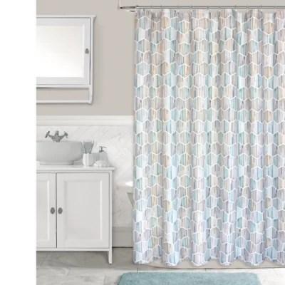 honeycomb shower curtain bed bath beyond