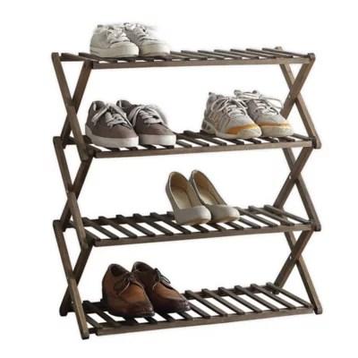 shoe racks shoe organizer bed bath