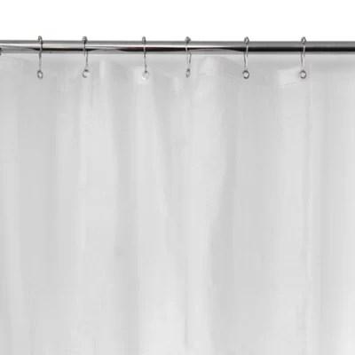 frosted eva vinyl shower curtain liner
