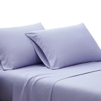 salt microfiber pillowcases set of 2 bed bath beyond