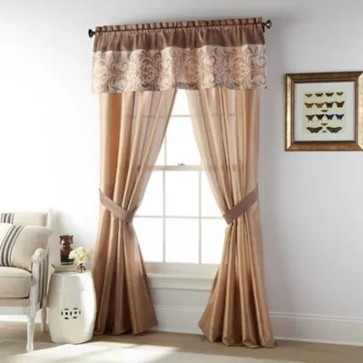 living room curtain sets bed bath