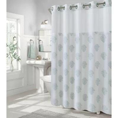 86 inch long shower curtain bed bath