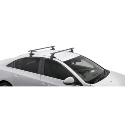 sportrack sr1010 no rack or gutters complete roof rack system
