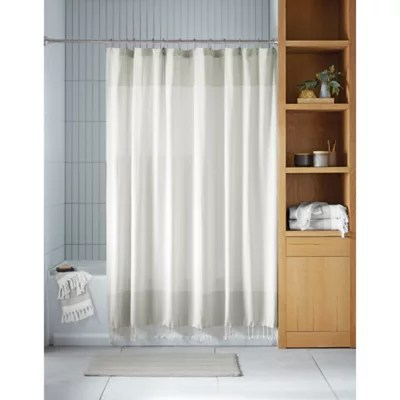 shower stall curtain bed bath beyond