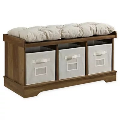 6 foot upholstered bench bed bath