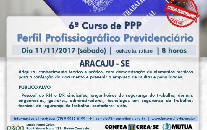 6-Curso-de-PPP-Perfil-Profissiográfico-Previdenciário-Aracaju-SE