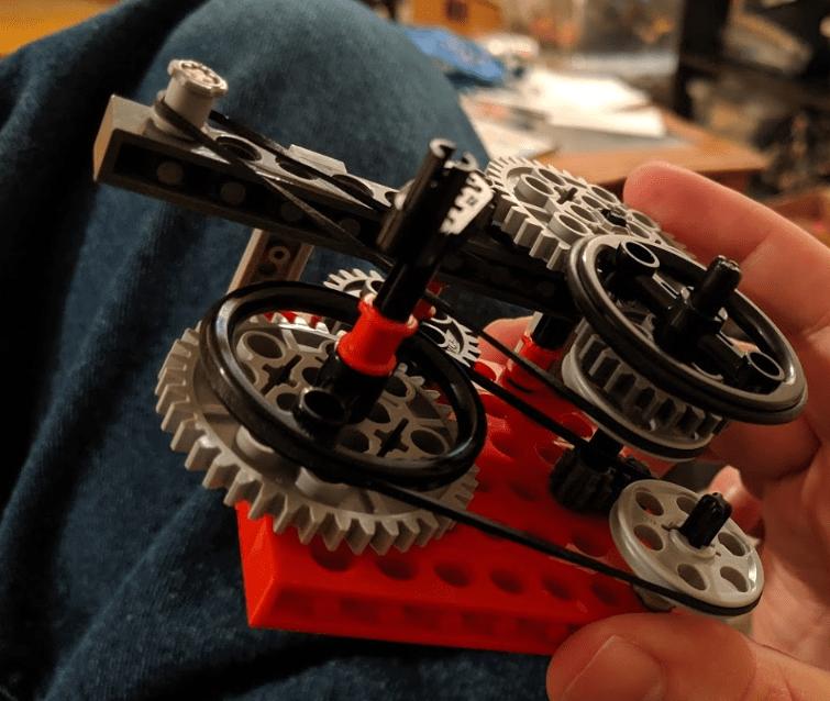 Lego Gears