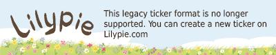 Lilypie Vierde Ticker