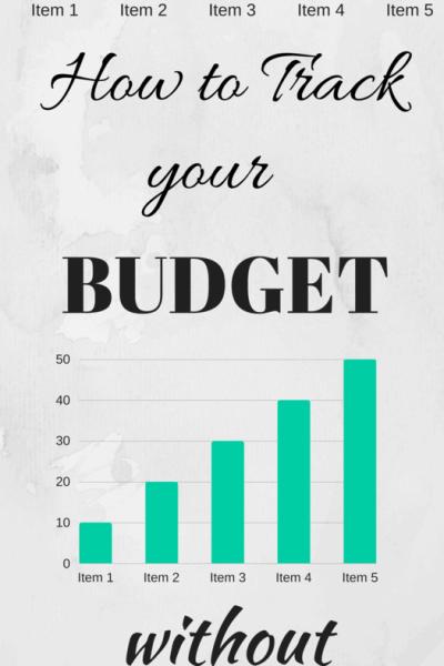 Free Budget Tool