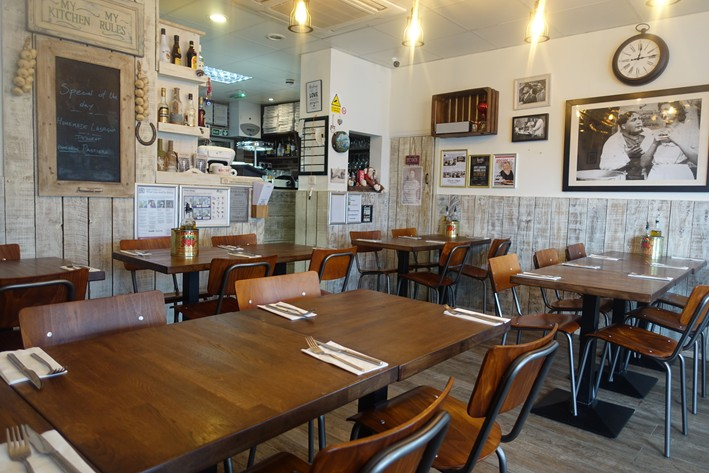 Review Of Pizza Restaurant Loro Di Napoli In South Ealing