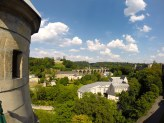 Luxembourg from the ramparts.