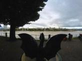 The Rhine in Basel.