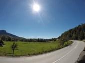 Bosnian scenery.
