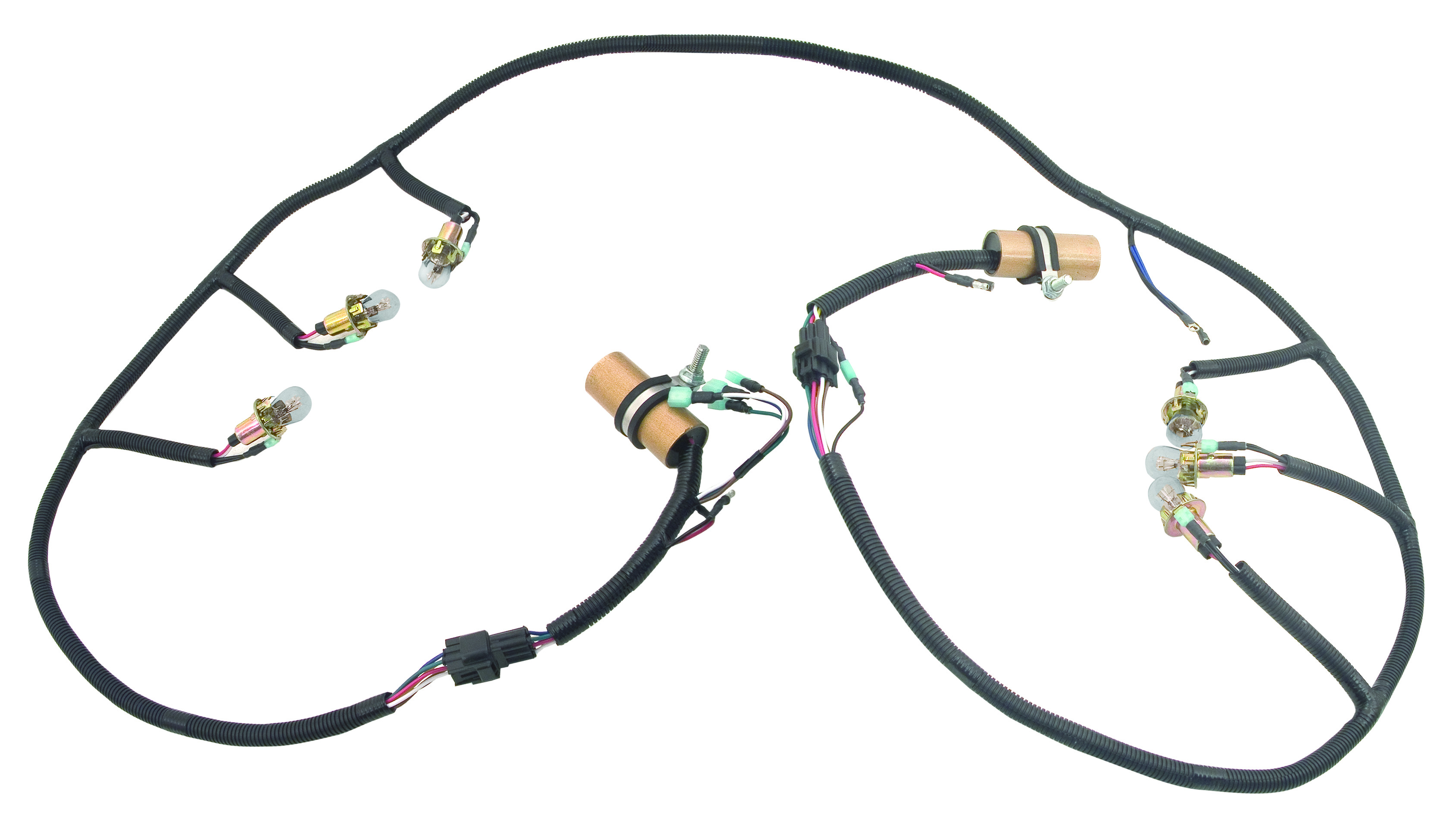 Impala Tail Lamp Wiring Harness