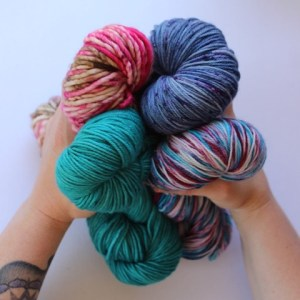 Ever found a pattern you love, but aren't sure how to choose an appropriate yarn?
