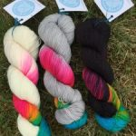 three irish girls skeins