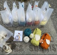 Knitted Gnome kits