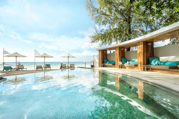 Catch Beach Club - Baanjai Phuket