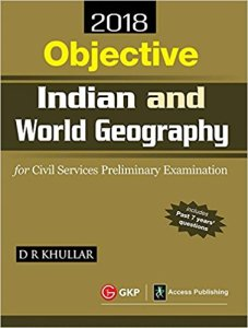 UPSC Geography Book